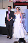 (Shane Personal Event) Wedding Dresses on Display on the catwalk at the Drumcar Fashion Show..Picture: Shane Maguire / www.newsfile.ie.