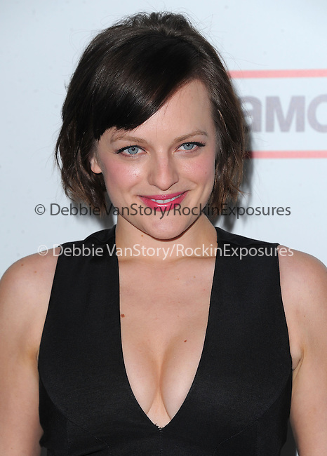 Elisabeth Moss at The AMC Premiere of The 6th Season Of Mad Men held at The DGA in West Hollywood, California on March 20,2013                                                                   Copyright 2013 Hollywood Press Agency