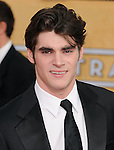 RJ Mitte attends The 20th SAG Awards held at The Shrine Auditorium in Los Angeles, California on January 18,2014                                                                               © 2014 Hollywood Press Agency