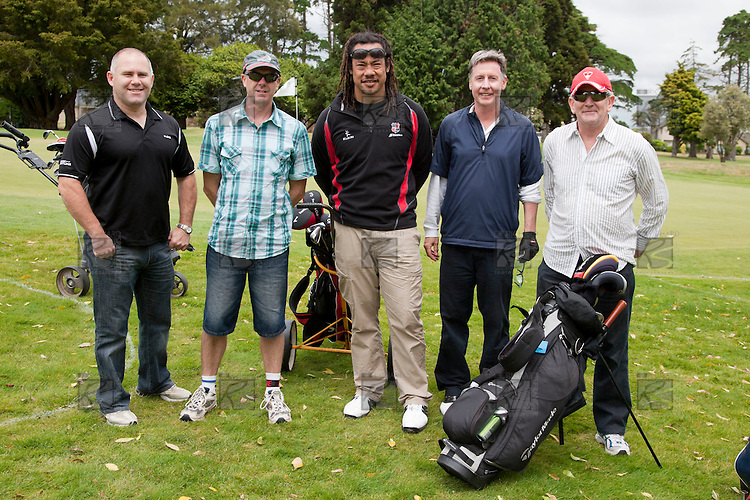 CMRFU Golf day held at the Manukau Golf Club on Friday November 25th 2011.