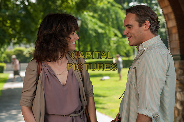 Parker Posey, Joaquin Phoenix<br /> in Irrational Man (2015) <br /> *Filmstill - Editorial Use Only*<br /> CAP/NFS<br /> Image supplied by Capital Pictures