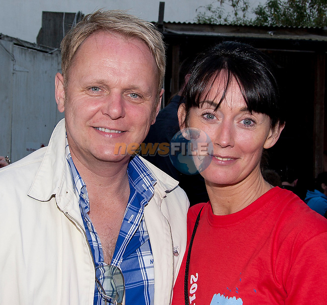 Aiden and Mary Rice in McHughes..Picture: Shane Maguire / www.newsfile.ie.