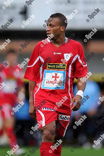 2011-08-13 / Voetbal / seizoen 2011-2012 / KV Turnhout / Arouna Abdul..Foto: mpics