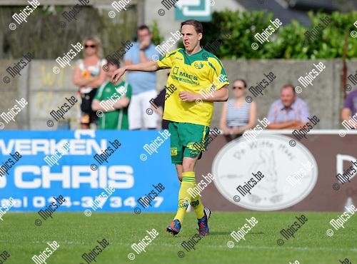 2013-07-14 / Voetbal / seizoen 2013-2014 / Witgoor Dessel / Olivier Schops<br /><br />Foto: Mpics.be