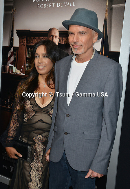 Billy Bob Thornton 061 at The Judges Premiere at the Academy Of Motion Pictures Arts and Science in Los Angeles.
