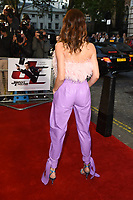 LONDON, UK. October 03, 2018: Olga Kurylenko at the premiere of &quot;Johnny English Strikes Again&quot; at the Curzon Mayfair, London.<br /> Picture: Steve Vas/Featureflash