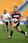 Nigel Watson on his way to the tryline during the Air New Zealand Cup rugby game between Counties Manukau & Hawkes Bay played at Mt Smart Stadium, 30th of September 2006. Hawkes Bay won 30 - 29.