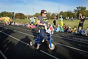 Tennie Russell Trike Race