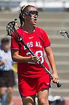 Torrance, CA 05/11/13 - Haley Fessenden (Los Alamitos #23) during the 2013 Los Angeles/Orange County Championship game between Los Alamitos and Agoura.  Los Alamitos defeated Agoura 19-4.