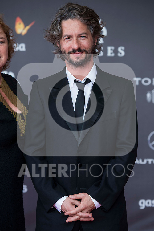 Nicolas Ronchi attends to 'Blood Red Carpet' at Sitges Film Festival in Barcelona, Spain October 11, 2017. (ALTERPHOTOS/Borja B.Hojas)
