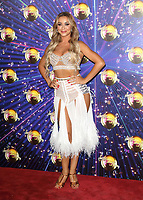 Strictly Come Dancing 2019 Launch at BBC Broadcasting House, Wood Lane, London on Bank Holiday Monday August 26th 2019<br /> <br /> Photo by Keith Mayhew