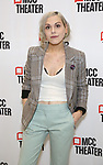 """Natalie Walker attends the Photo Call for the MCC Theater's World Premiere production of """"Alice by Heart"""" at the New 42nd Street Studios on December 17, 2018 in New York City."""