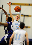 3-3-15, Skyline High School vs Lincoln High School boy's freshman basketball