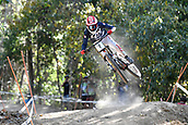 7th September 2017, Smithfield Forest, Cairns, Australia; UCI Mountain Bike World Championships; Loris Vergier (FRA) from SANTA CRUZ SYNDICATE  during downhill practice