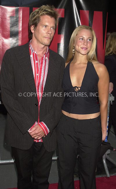 WWW.ACEPIXS.COM . . .  ....NEW YORK, SEPTEMBER 6, 2002....STOCK PHOTO: KEVIN BACON....Please byline: ACE007 - ACE PICTURES... *** ***  ..Ace Pictures, Inc:  ..Alecsey Boldeskul (646) 267-6913 ..Philip Vaughan (646) 769-0430..e-mail: info@acepixs.com..web: http://www.acepixs.com