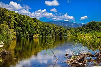 Cuchujaqui Rio y el Cajon