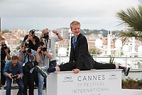 Victor Polster attends the photocall for 'GIRL' during the 71st annual Cannes Film Festival at Palais des Festivals on May 13, 2018 in Cannes, France.<br /> CAP/GOL<br /> &copy;GOL/Capital Pictures