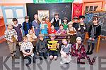 Pupils from Scoil Cheann Tra re-enacting school life from the past to commemorate the 100th anniversary of their school.<br /> Back from left: Adam Ó Mhurchú, Georgia Massett, Conn Ó Riagain, Rachel Ní Shúilleabhain, Amelia de Nais, Naomi Gardnéir, Sean Ó Cinnéide, Sean ÓFiannachta, Jimi Ó Fiannachta, Niall de Brún, Aisling Ní Chonchúir. <br /> Middle from left: Neasa Ní Dhufaigh, Sinéad Ní Chonchúir, Aoife Nic Conmhara, Sean Ó Súilleabhain. Front from left: Cormac Ó Cinnéide, Aodhan ÓConchúir, Tadgh Ó Murchú, Ailíse Finn Ó Sé, Céití Nic Gearailt.