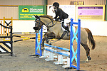 Class 6. Unaffiliated showjumping. Brook Farm Training Centre. Essex. UK. 06/01/2019. ~ MANDATORY Credit Garry Bowden/Sportinpictures - NO UNAUTHORISED USE - 07837 394578
