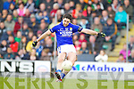 Bryan Sheehan Kerry in action against  Mayo in the National Football League in Austin Stack Park on Sunday..