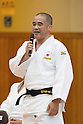 Yoshiyasu Endo (JPN), <br /> JULY 27, 2016 - Judo : <br /> Japan national team Send-off Party for Rio Olympic Games 2016 <br /> &amp; Paralympic Games <br /> at Kodokan, Tokyo, Japan. <br /> (Photo by AFLO SPORT)