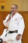Yoshiyasu Endo (JPN), <br /> JULY 27, 2016 - Judo : <br /> Japan national team Send-off Party for Rio Olympic Games 2016 <br /> &amp; Paralympic Games <br /> at Kodokan, Tokyo, Japan. <br /> (Photo by AFLO SPORT)