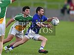 St Marys Alan Kirk St Josephs Alan Lynch. Photo:Colin Bell/pressphotos.ie