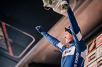Niki Terpstra (NED/Quick-Step Floors) wins the GP Samyn for a 2nd time in 3 editions.<br /> <br /> 50th GP Samyn 2018<br /> Quaregnon > Dour: 200km (BELGIUM)