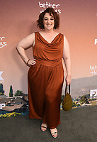"NORTH HOLLYWOOD - MAY 10: Rebecca Metz attends the FYC Red Carpet Event for Season Three of FX's ""Better Things"" at the Saban Media Center at the Television Academy on May 10, 2019 in North Hollywood, California . (Photo by Frank Micelotta/FX/PictureGroup)"