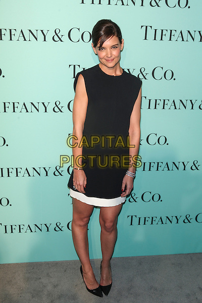 NEW YORK, NY - APRIL 10:  Katie Holmes attends the Tiffany Debut of the 2014 Blue Book on April 10, 2014 at the Guggenheim Museum in New York City. <br /> CAP/MPI/COR<br /> &copy;Corredor99/ MediaPunch/Capital Pictures