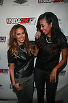 Empire Girls' Adrienne Baillon and Julissa Bermudez Attend the premiere and celebration of 2K Sports' NBA2K13 with its Executive Producer, JAY Z and a live performance by Meek Mill held at The 40/40 Club, NY  9/26/12
