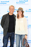 LOS ANGELES - MAY 15: Patrick Fabian, Mandy Fabian at The Actors Fund's Edwin Forrest Day celebration at a private residence on May 15, 2016 in Sherman Oaks, California