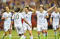 USWNT vs Germany, June 30, 2015