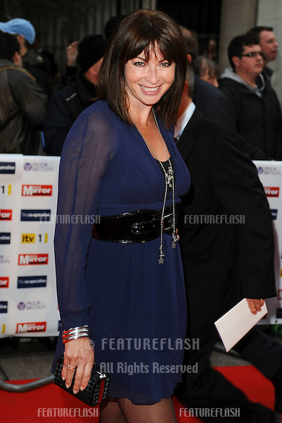 Suzi Perry arriving for the Pride of Britain Awards 2009, held at Grosvenor House, London. 05/10/2009. Picture by: Steve Vas / Featureflash
