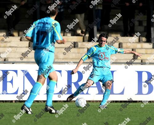 2008-10-19 / Voetbal / KFCO Wilrijk / Raf Bormans..Foto: Maarten Straetemans (SMB)