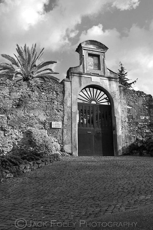 Church of San Sebastiano al Palatino, Rome, Italy
