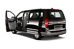 Car images close up view of a 2019 Hyundai H1-People Executive 5 Door Mini Van doors