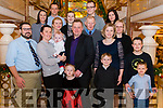 Marek and Beata Blaszczak from Killarney celebrated christening of their son Marcel surrounded by friends and family in the Plaza Hotel, Killarney last Saturday.