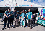 Crew from MS & AD Andretti Formula E in the FIA Formula E Hong Kong 2017 at the Central Harbourfront Circuit on 02 December 2017 in Hong Kong, Hong Kong. Photo by Marcio Rodrigo Machado / Power Sport Images