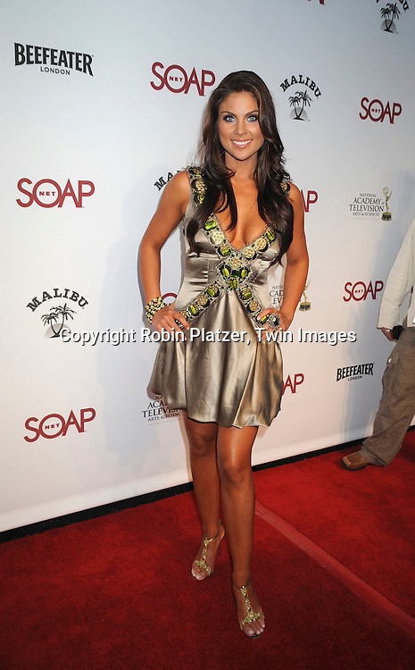 "Nadia Bjorlin..at SOAPNET'S "" Night Before Party"" for the 2008 Daytime Emmy Award Nominees at Crimson and Opera in ..Hollywood, California on June 19, 2008.....Roibn Platzer, Twin Images"