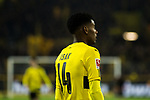 14.01.2018, Signal Iduna Park, Dortmund, GER, 1.FBL, Borussia Dortmund vs VfL Wolfsburg, <br /> <br /> im Bild | picture shows:<br /> Alexander Isak (Borussia Dortmund #14), <br /> <br /> Foto &copy; nordphoto / Rauch