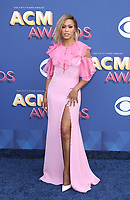 15 April 2018 - Las Vegas, NV -  Eve.  2018 ACM Awards arrivals at MGM Grand Garden Arena. <br /> CAP/ADM/MJT<br /> &copy; MJT/ADM/Capital Pictures
