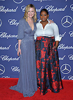 Actresses Kirsten Dunst &amp; Octavia Spencer at the 2017 Palm Springs Film Festival Awards Gala. January 2, 2017<br /> Picture: Paul Smith/Featureflash/SilverHub 0208 004 5359/ 07711 972644 Editors@silverhubmedia.com
