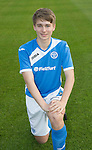 St Johnstone Academy Under 17&rsquo;s&hellip;2016-17<br />David Brown<br />Picture by Graeme Hart.<br />Copyright Perthshire Picture Agency<br />Tel: 01738 623350  Mobile: 07990 594431