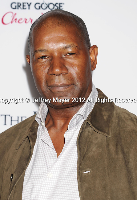 HOLLYWOOD, CA - DECEMBER 10: Dennis Haysbert arrives at the 'The Impossible' - Los Angeles Premiere at ArcLight Cinemas Cinerama Dome on December 10, 2012 in Hollywood, California.