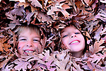 FALL LEAVES KIDS