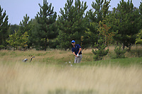 Andrea Pavan (ITA) on the 8th during Round 1 of the Bridgestone Challenge 2017 at the Luton Hoo Hotel Golf &amp; Spa, Luton, Bedfordshire, England. 07/09/2017<br /> Picture: Golffile   Thos Caffrey<br /> <br /> <br /> All photo usage must carry mandatory copyright credit     (&copy; Golffile   Thos Caffrey)