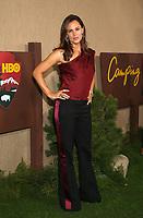 HOLLYWOOD, CA - OCTOBER 10: Jennifer Garner, at The Los Angeles Premiere of HBO's Camping at Paramount Studios in Hollywood, California on October 10, 2018. Credit: Faye Sadou/MediaPunch