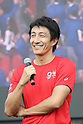 Nobuharu Asahara, <br /> AUGUST 6, 2016 : <br /> The Tokyo Organising Committee of the Olympic and Paralympic Games and the Tokyo Metropolitan Government <br /> hold a promotion event &quot;Tokyo 2020 Live Sites in 2016-from Rio to Tokyo&quot; at the Showa kinen park in Tokyo, Japan. <br /> The Live Sites will be held as an official program of the Olympic and Paralympic Games. <br /> At the Live Sites, visitors will be able to view exciting live broadcasts shown on a jumbo screen outside competition venues, <br /> enjoy stage events, and experience Olympic/Paralympic sports on a trial basis. <br /> (Photo by AFLO SPORT)