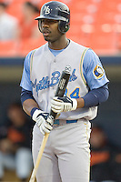 Heyward, Jason 1599.jpg. Carolina League Myrtle Beach Pelicans at the Frederick Keys at Harry Grove Stadium on May 13th 2009 in Frederick, Maryland. Photo by Andrew Woolley.